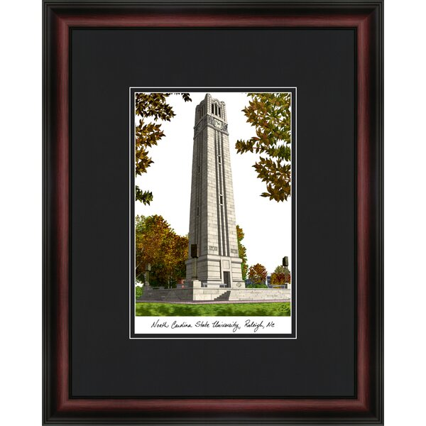 Academic Lithograph Picture Frame by Campus Images