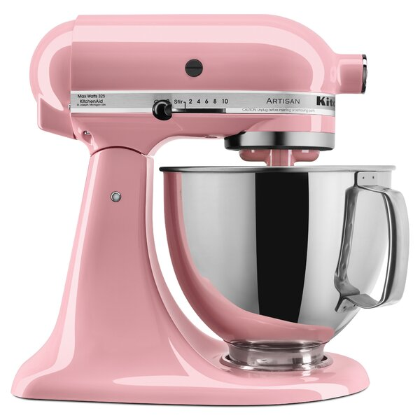 Artisan Series 10 Speed 5 Qt. Stand Mixer by KitchenAid