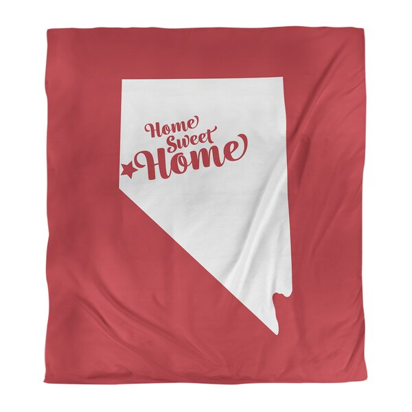Home Sweet Reno Duvet Cover
