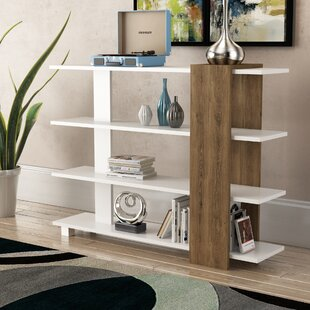 Camron Standard Bookcase by Ivy Bronx Savings
