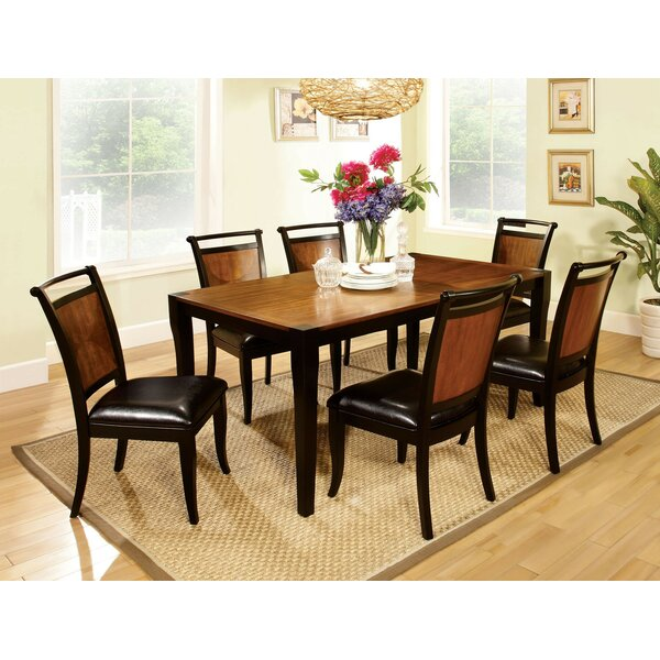 Almazan 7 Piece Dining Set by Bloomsbury Market