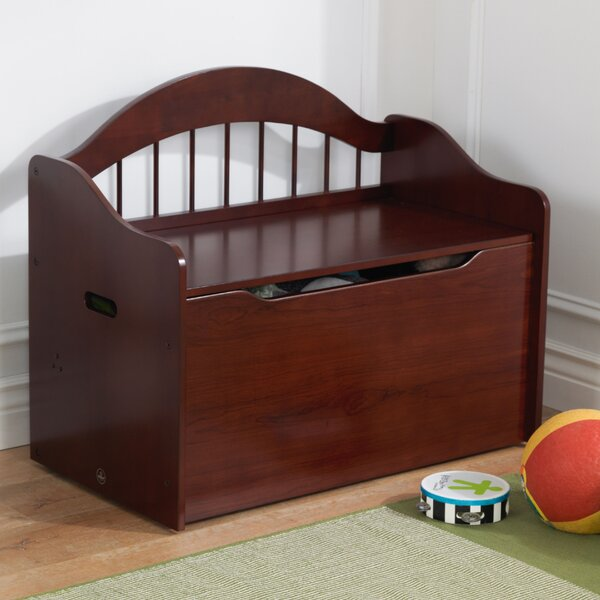 Limited Edition Toy Storage Bench by KidKraft