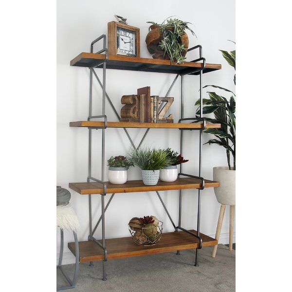 4 Tier Etagere Bookcase by Cole & Grey| @ $506.99