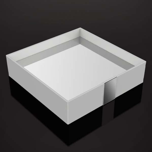 One Bathroom Accessory Tray by ZEN Design