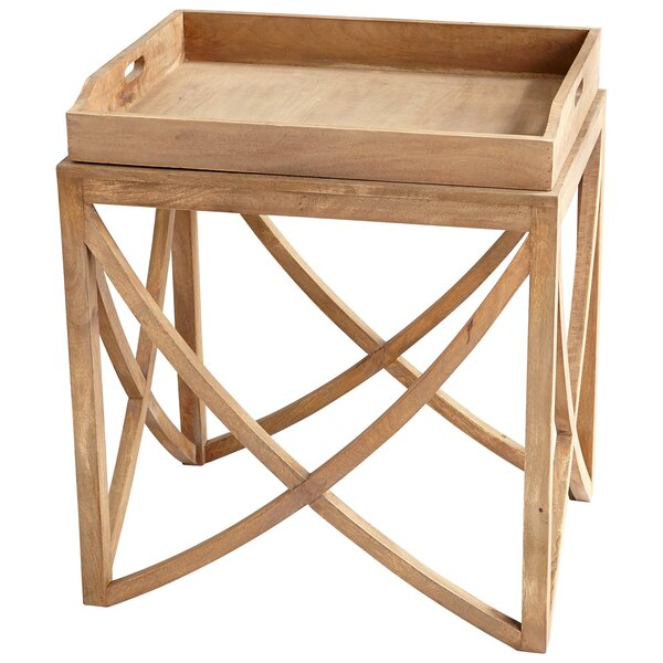 Lancet Tray Table By Cyan Design