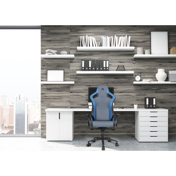 Carbon Line Sleek Design Metal Office Chair by RapidX