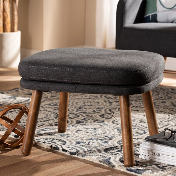 Harley Ottoman by Wrought Studio