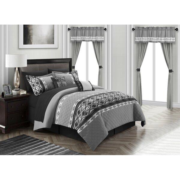 Aleana Comforter Set
