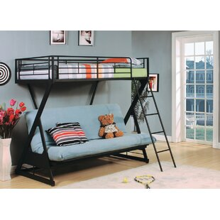 Twin Over Futon Bunk Beds Youll Love Wayfair