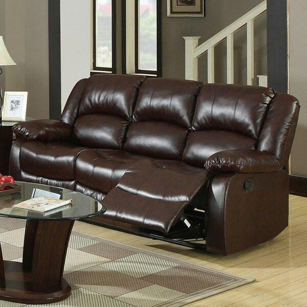 Classy Hucksley Reclining Sofa by Red Barrel Studio by Red Barrel Studio