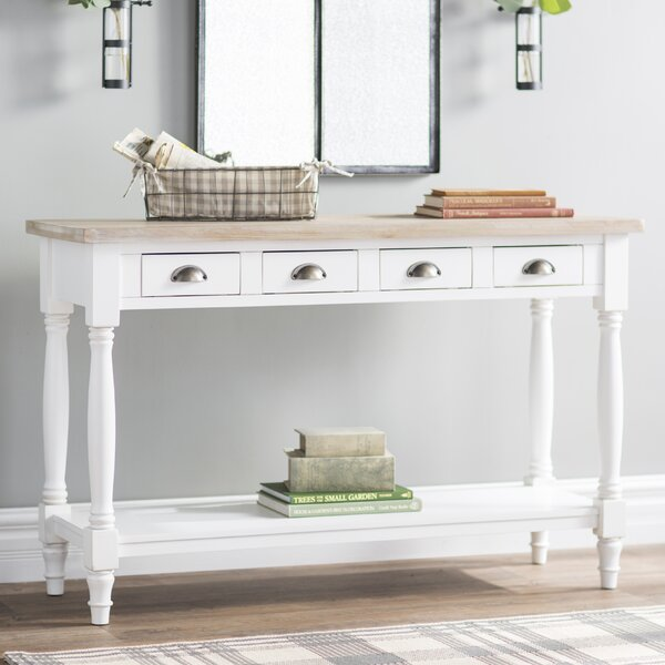 Review Abby Ann Console Table