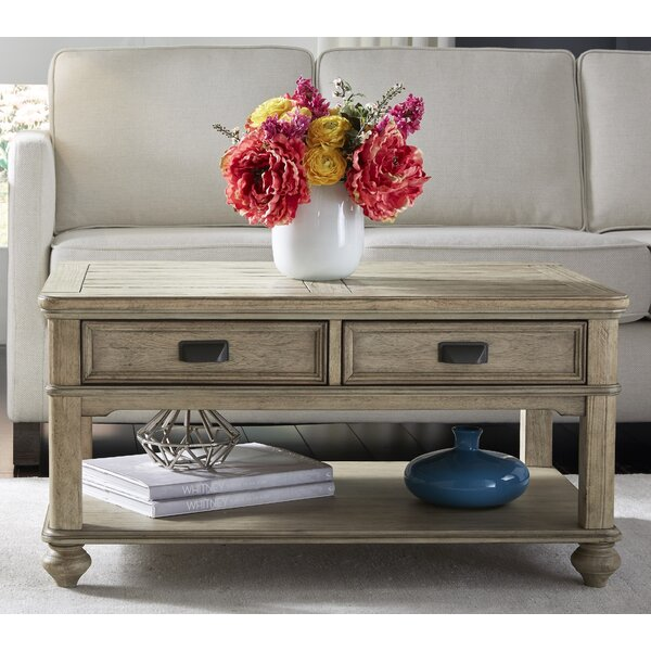 Nolanville Coffee Table By Gracie Oaks