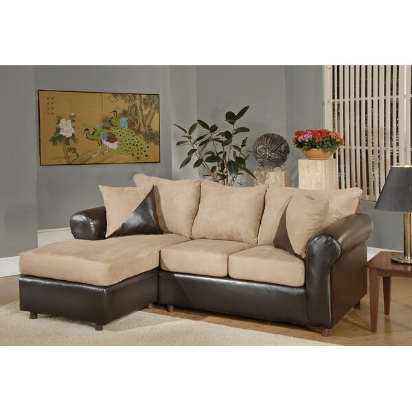 Millersburg Left Hand Facing Sectional by Red Barrel Studio