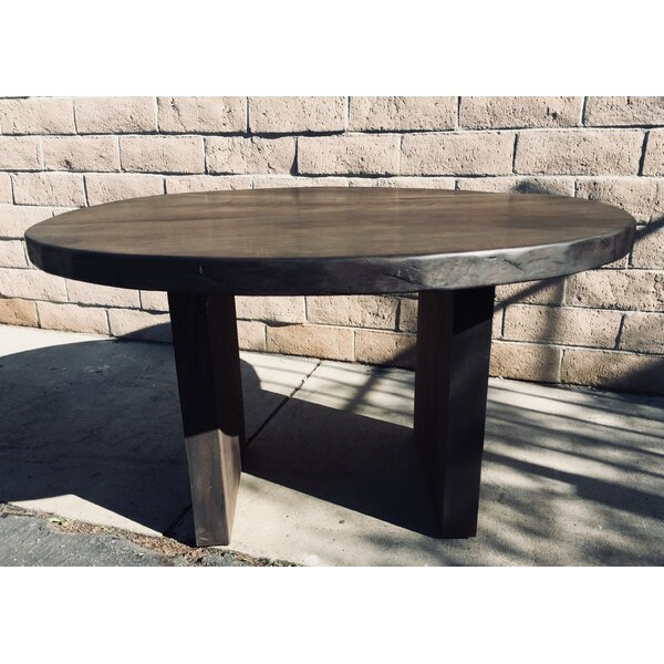 Branstetter Solid Wood Dining Table by Foundry Select Foundry Select