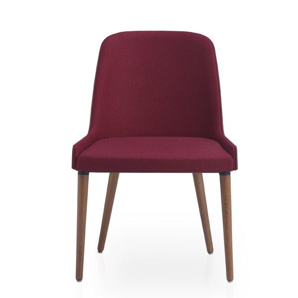 Bradford Side Upholstered Dining Chair by Brayden Studio
