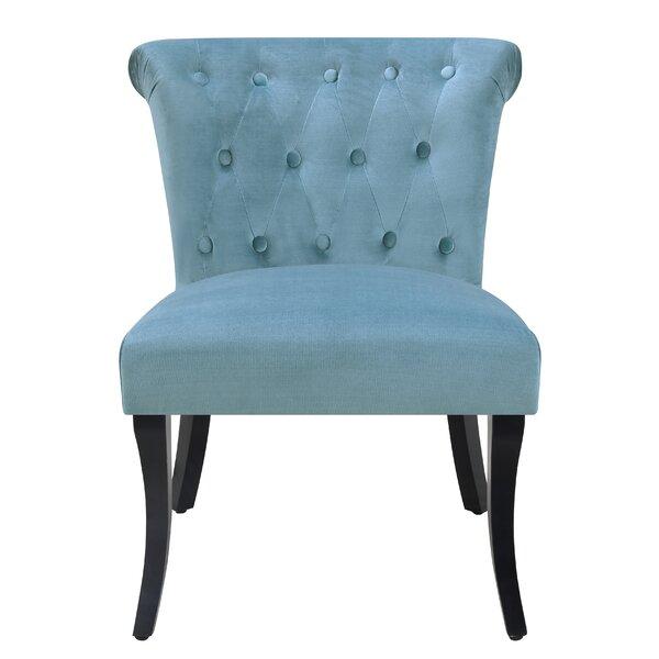 Mattson Side Chair by House of Hampton House of Hampton