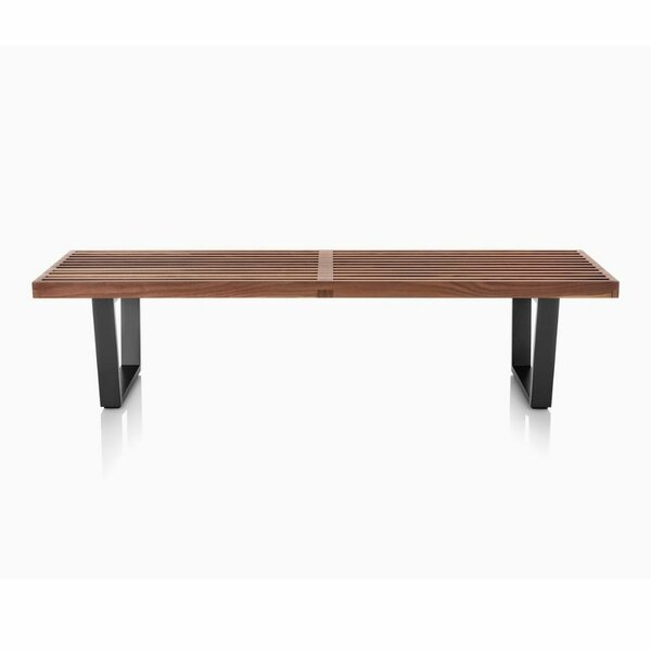 Winsted Wood Bench by Foundry Select Foundry Select