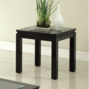 Bargain Annalee End Table By Longshore Tides