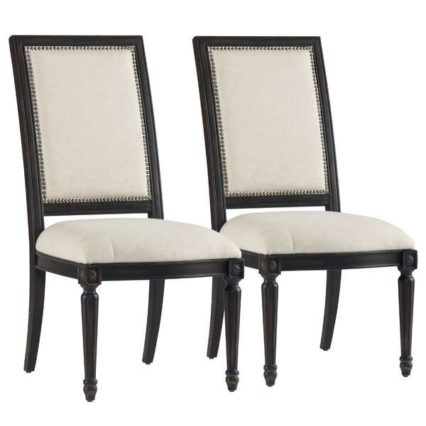 Gabaldon Dining Chair (Set of 2) by Gracie Oaks