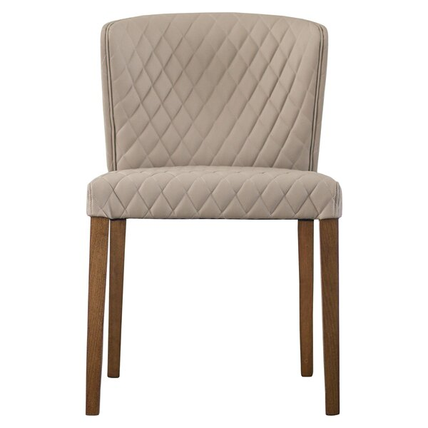 Kathie Upholstered Dining Chair (Set of 2) by Ivy Bronx Ivy Bronx