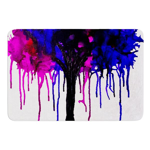 Weeping Willow by Claire Day Bath Mat by East Urban Home