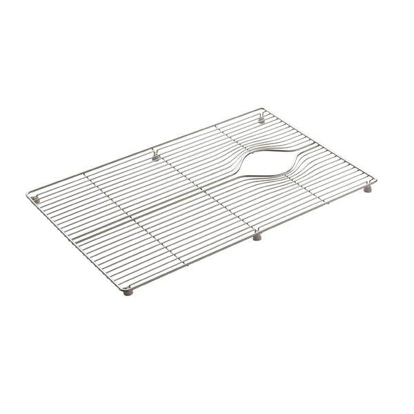 Indio Stainless Steel Sink Rack, 24-3/8 x 15 by Kohler