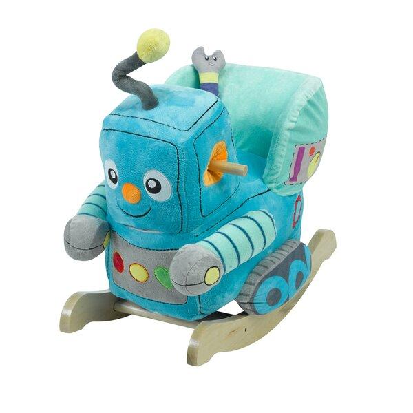 Chip the Robot Chair Rocker by Rockabye