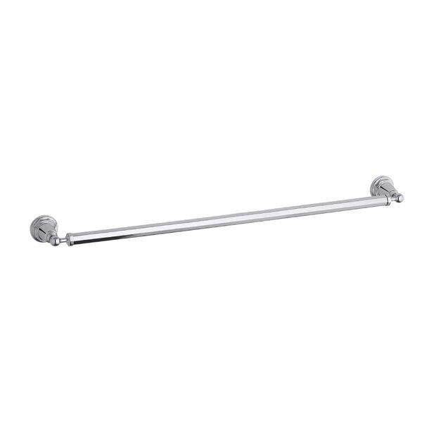 Pinstripe Wall Mounted Towel Bar by Kohler