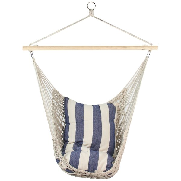 Harry Netting Chair Hammock by Breakwater Bay