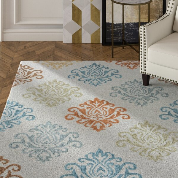 Ilfracombe Hand-Tufted Multi Area Rug by House of Hampton