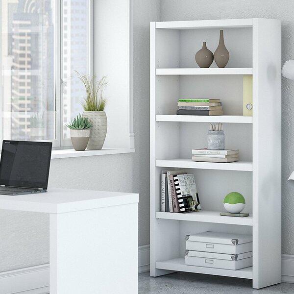 Echo Bookcase Desk Office Suite by Kathy Ireland Office by Bush