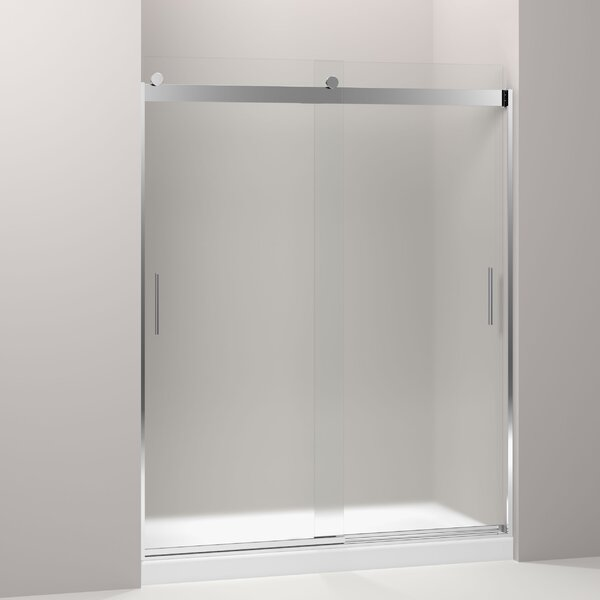 Levity 59.63 x 74 Bypass Shower Door with CleanCoat® Technology by Kohler