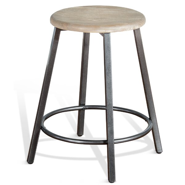 Adrienne 24 Bar Stool by Williston Forge