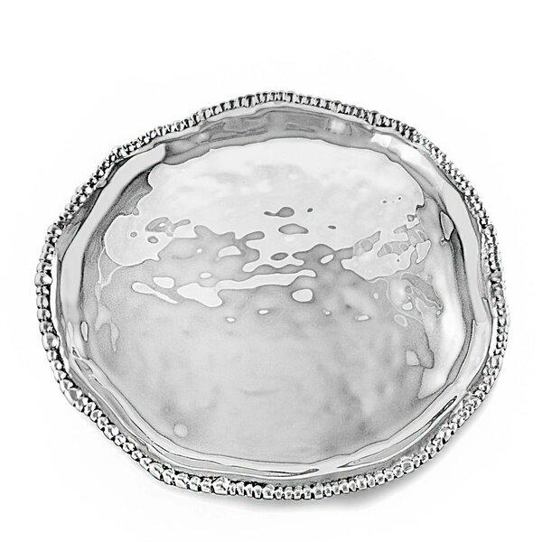 Organic Pearl Nova Triangle Platter (Set of 2) by Beatriz Ball