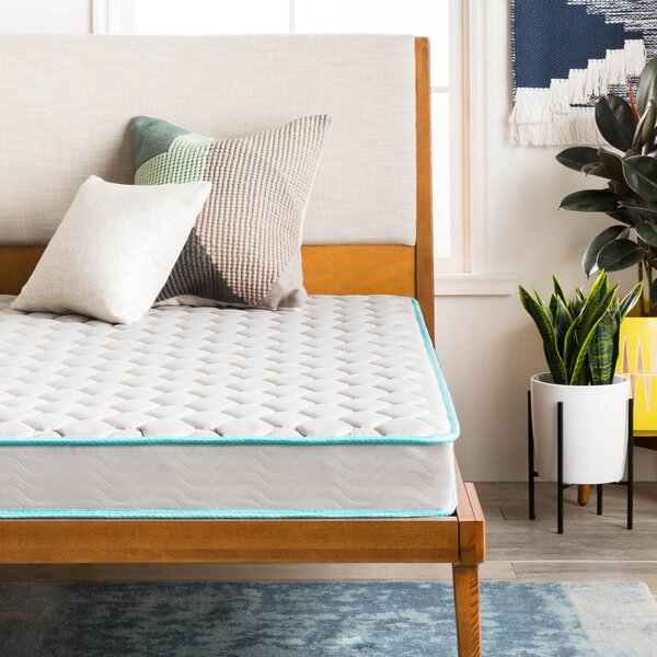 6 Firm Innerspring Mattress by Alwyn Home