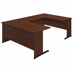 Bargain Series C Elite U-Shape Executive Desk By Bush Business Furniture