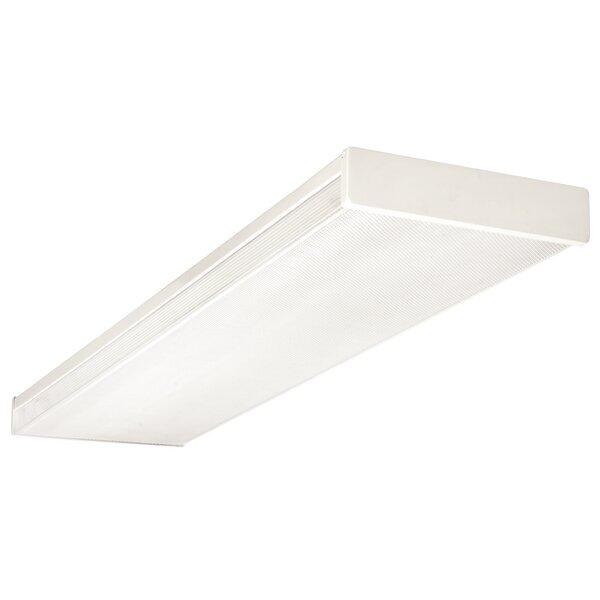 4-Light Wrapround Ceiling Light by NICOR Lighting