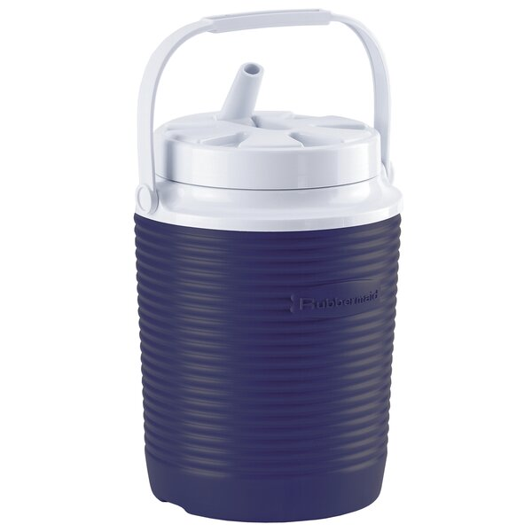 Victory Bail Handle Thermal Jug Water Cooler by Rubbermaid