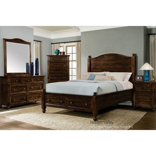Desaree Storage Platform Bed by Darby Home Co