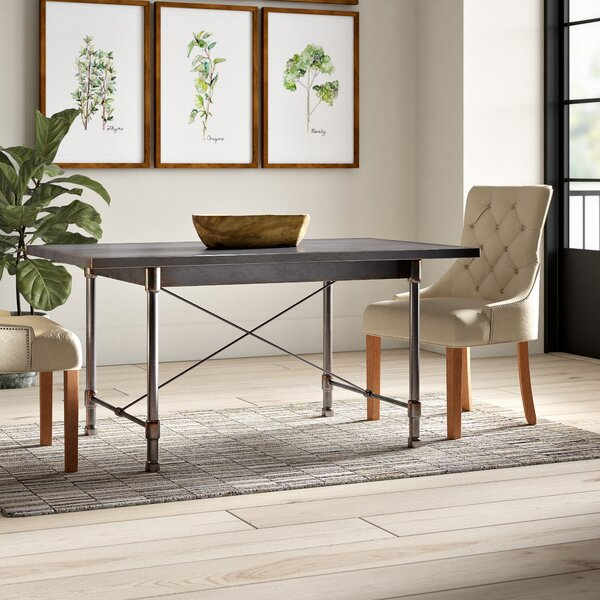 Windcrest Dining Table by Greyleigh
