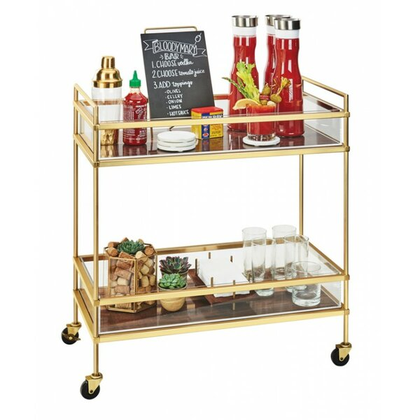 Beverage Bar Cart By Cal-Mil