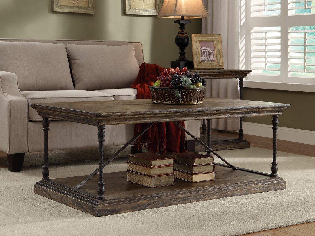 Coffee Table & Reviews