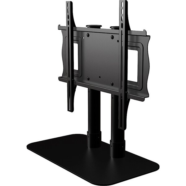 Fixed Desktop Mount for 28-46 Flat Panel Screens b