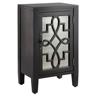 Bardane 1 Door Accent Cabinet