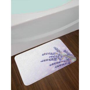 Little Lavender Bath Rug