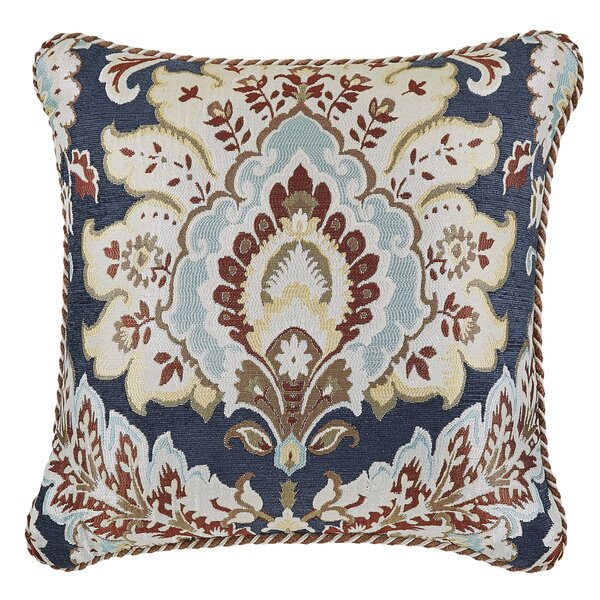 Finnegan Throw Pillow by Croscill Home Fashions