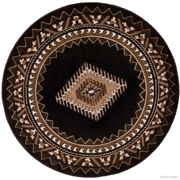 Isere Black Area Rug by Loon Peak