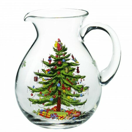 96 oz. Glass Pitcher by Spode