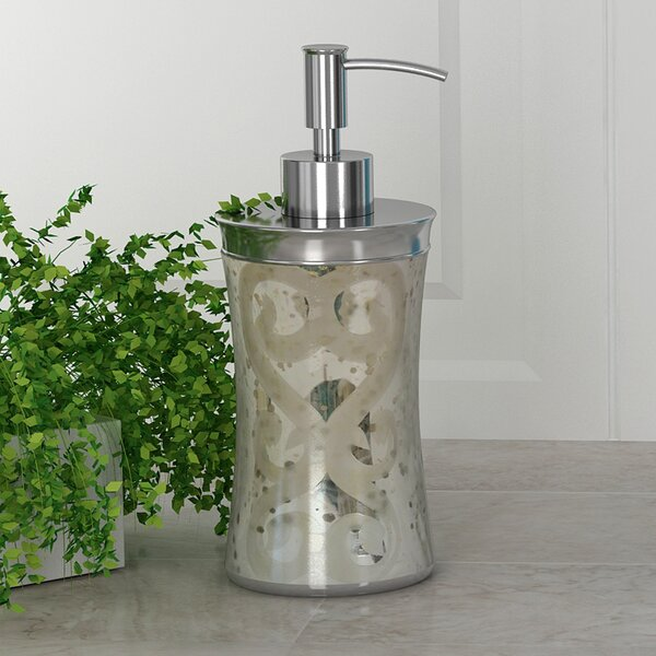 Soap & Lotion Dispenser by NU Steel