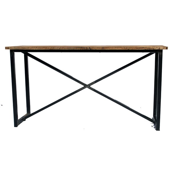 Review Bryana Rectangle Console Table